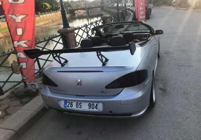 peugeot 307 cc dnymaic cabrio